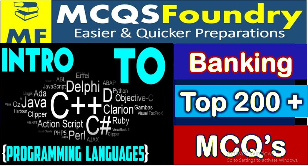 Introduction to Programming Top 500 + MCQS Download Pdf