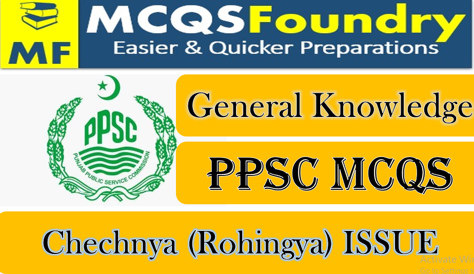 PPSC-General-Knowledge-Chechniya-issue-mcqs-with-answers-pdf-2021