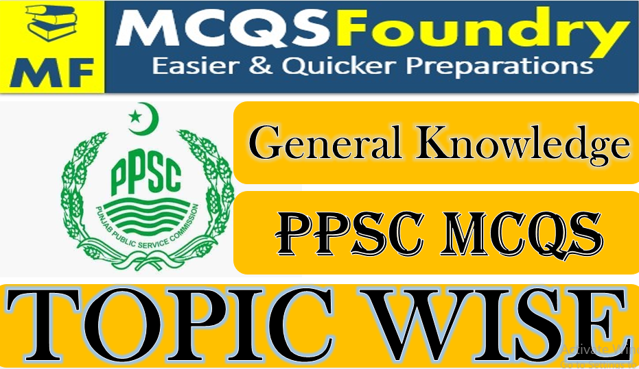 PPSC-General-Knowledge-mcqs-with-answers-pdf-2021